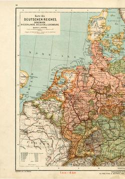 Bild der Seite - 30 - in Geographischer Bürgerschul-Atlas