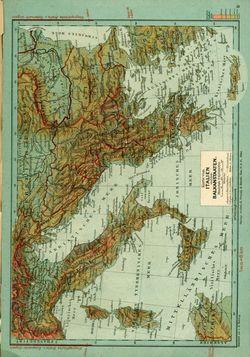 Bild der Seite - 33 - in Geographischer Bürgerschul-Atlas