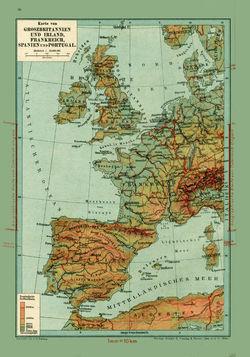Bild der Seite - 36 - in Geographischer Bürgerschul-Atlas