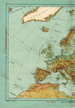 Bild der Seite - 38 - in Geographischer Bürgerschul-Atlas