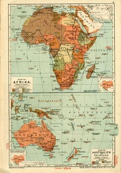 Bild der Seite - 45 - in Geographischer Bürgerschul-Atlas