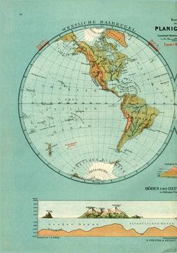 Bild der Seite - 50 - in Geographischer Bürgerschul-Atlas