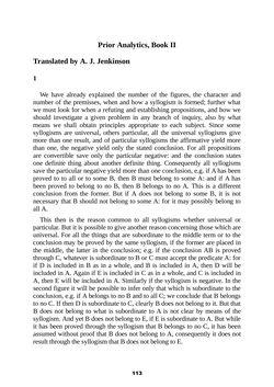 Bild der Seite - 113 - in The Complete Aristotle