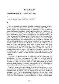 Bild der Seite - 248 - in The Complete Aristotle