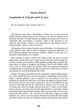 Bild der Seite - 449 - in The Complete Aristotle