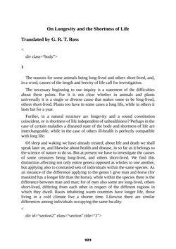 Bild der Seite - 923 - in The Complete Aristotle