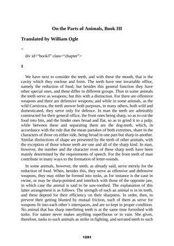 Bild der Seite - 1281 - in The Complete Aristotle