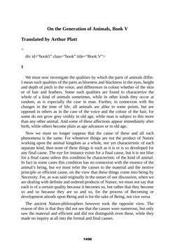 Bild der Seite - 1496 - in The Complete Aristotle
