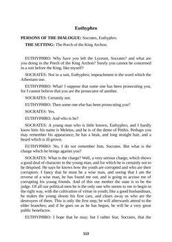 Bild der Seite - 113 - in The Complete Plato