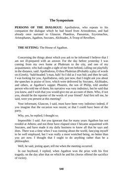 Bild der Seite - 548 - in The Complete Plato