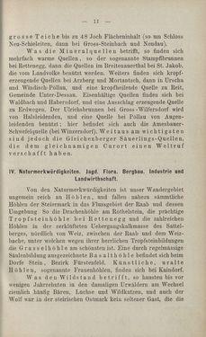 Bild der Seite - 11 - in Die nordöstliche Steiermark - Eine Wanderung durch vergessene Lande