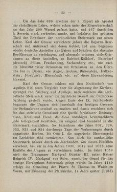 Bild der Seite - 22 - in Die nordöstliche Steiermark - Eine Wanderung durch vergessene Lande