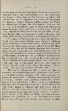 Bild der Seite - 31 - in Die nordöstliche Steiermark - Eine Wanderung durch vergessene Lande