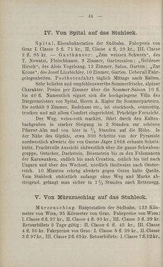 Bild der Seite - 44 - in Die nordöstliche Steiermark - Eine Wanderung durch vergessene Lande