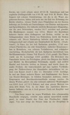 Bild der Seite - 48 - in Die nordöstliche Steiermark - Eine Wanderung durch vergessene Lande
