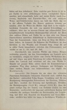 Bild der Seite - 54 - in Die nordöstliche Steiermark - Eine Wanderung durch vergessene Lande