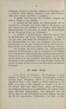 Bild der Seite - 56 - in Die nordöstliche Steiermark - Eine Wanderung durch vergessene Lande