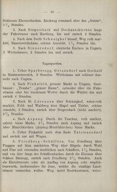 Bild der Seite - 69 - in Die nordöstliche Steiermark - Eine Wanderung durch vergessene Lande