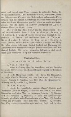 Bild der Seite - 75 - in Die nordöstliche Steiermark - Eine Wanderung durch vergessene Lande