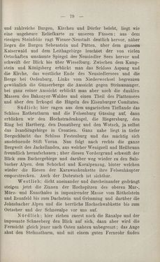 Bild der Seite - 79 - in Die nordöstliche Steiermark - Eine Wanderung durch vergessene Lande
