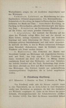 Bild der Seite - 84 - in Die nordöstliche Steiermark - Eine Wanderung durch vergessene Lande