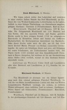Bild der Seite - 102 - in Die nordöstliche Steiermark - Eine Wanderung durch vergessene Lande