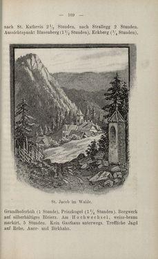 Bild der Seite - 109 - in Die nordöstliche Steiermark - Eine Wanderung durch vergessene Lande