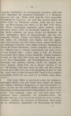 Bild der Seite - 113 - in Die nordöstliche Steiermark - Eine Wanderung durch vergessene Lande