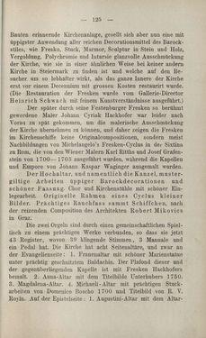 Bild der Seite - 125 - in Die nordöstliche Steiermark - Eine Wanderung durch vergessene Lande