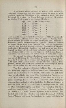 Bild der Seite - 132 - in Die nordöstliche Steiermark - Eine Wanderung durch vergessene Lande