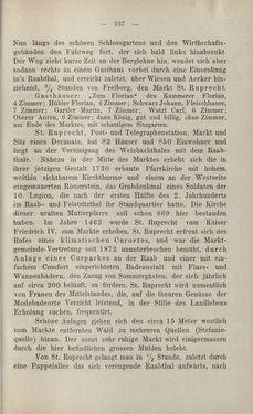 Bild der Seite - 137 - in Die nordöstliche Steiermark - Eine Wanderung durch vergessene Lande