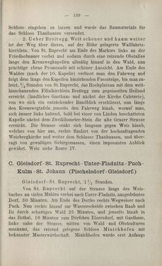 Bild der Seite - 139 - in Die nordöstliche Steiermark - Eine Wanderung durch vergessene Lande