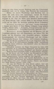 Bild der Seite - 147 - in Die nordöstliche Steiermark - Eine Wanderung durch vergessene Lande