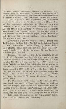 Bild der Seite - 149 - in Die nordöstliche Steiermark - Eine Wanderung durch vergessene Lande