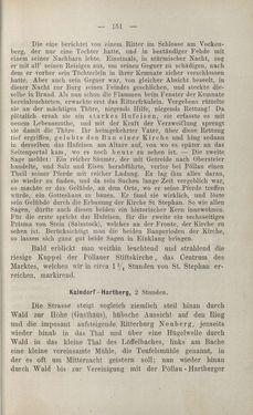 Bild der Seite - 151 - in Die nordöstliche Steiermark - Eine Wanderung durch vergessene Lande