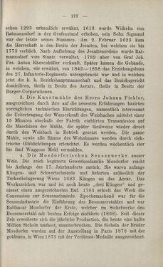 Bild der Seite - 173 - in Die nordöstliche Steiermark - Eine Wanderung durch vergessene Lande