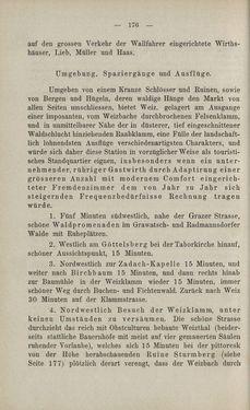 Bild der Seite - 176 - in Die nordöstliche Steiermark - Eine Wanderung durch vergessene Lande