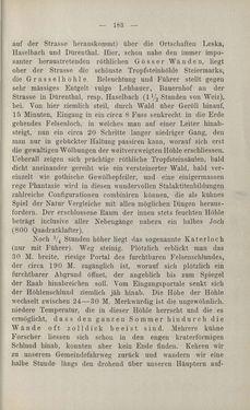 Bild der Seite - 183 - in Die nordöstliche Steiermark - Eine Wanderung durch vergessene Lande