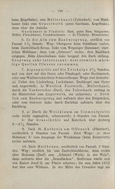 Bild der Seite - 190 - in Die nordöstliche Steiermark - Eine Wanderung durch vergessene Lande