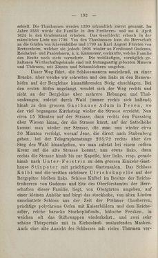 Bild der Seite - 192 - in Die nordöstliche Steiermark - Eine Wanderung durch vergessene Lande