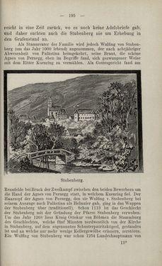 Bild der Seite - 195 - in Die nordöstliche Steiermark - Eine Wanderung durch vergessene Lande