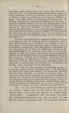 Bild der Seite - 196 - in Die nordöstliche Steiermark - Eine Wanderung durch vergessene Lande