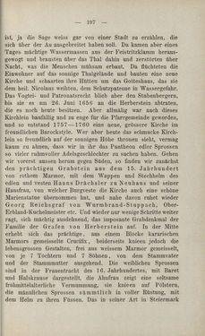 Bild der Seite - 197 - in Die nordöstliche Steiermark - Eine Wanderung durch vergessene Lande
