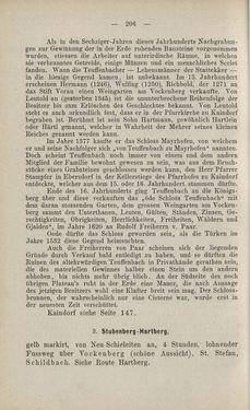Bild der Seite - 206 - in Die nordöstliche Steiermark - Eine Wanderung durch vergessene Lande