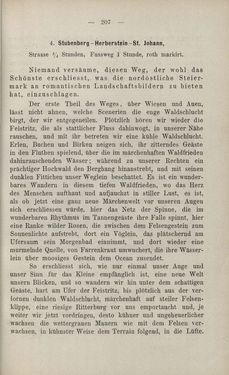 Bild der Seite - 207 - in Die nordöstliche Steiermark - Eine Wanderung durch vergessene Lande