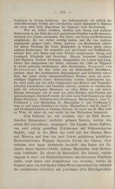 Bild der Seite - 212 - in Die nordöstliche Steiermark - Eine Wanderung durch vergessene Lande