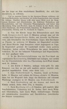 Bild der Seite - 217 - in Die nordöstliche Steiermark - Eine Wanderung durch vergessene Lande