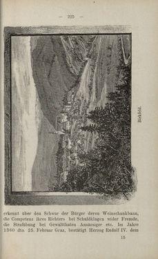 Bild der Seite - 225 - in Die nordöstliche Steiermark - Eine Wanderung durch vergessene Lande