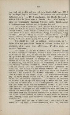 Bild der Seite - 248 - in Die nordöstliche Steiermark - Eine Wanderung durch vergessene Lande