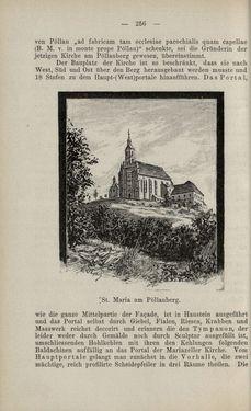 Bild der Seite - 256 - in Die nordöstliche Steiermark - Eine Wanderung durch vergessene Lande